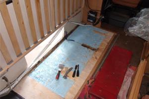 Damp Repairs/Resealing